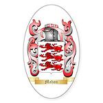 Mahon Sticker (Oval)