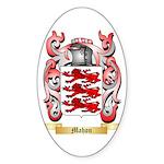 Mahon Sticker (Oval 50 pk)