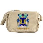 Maher Messenger Bag