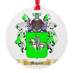 Maguire Round Ornament