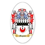 Magson Sticker (Oval 50 pk)