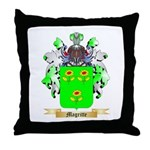 Magritte Throw Pillow