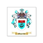 Magreevy Square Sticker 3