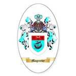Magreevy Sticker (Oval)