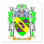 Magner Square Car Magnet 3