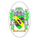 Magner Sticker (Oval)