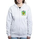 Magnel Women's Zip Hoodie