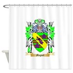 Magnel Shower Curtain