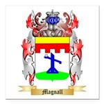 Magnall Square Car Magnet 3