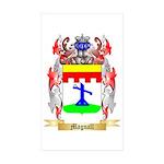 Magnall Sticker (Rectangle 50 pk)