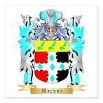 Maglynn Square Car Magnet 3
