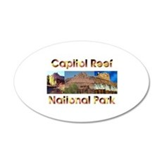 Abh Capitol Reef Wall Decal