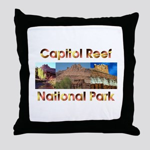 ABH Capitol Reef Throw Pillow