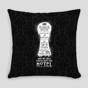 AHS Hotel Keyhole Everyday Pillow