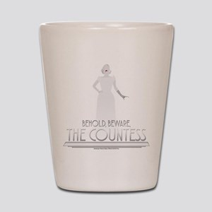 AHS Hotel The Countess Shot Glass