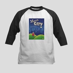 Book Cover Moon City Baseball Jersey