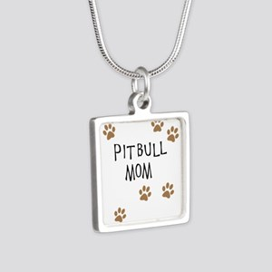 Pitbull Mom Necklaces