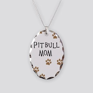 Pitbull Mom Necklace
