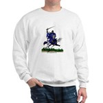 Purple Knight Sweatshirt