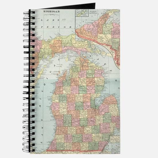 Cute Michigan heart Journal
