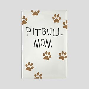 Pitbull Mom Magnets