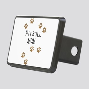 Pitbull Mom Hitch Cover