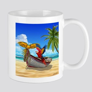 Parrots of the Caribbean Mugs