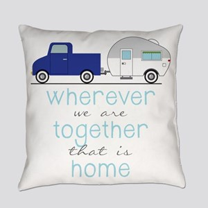 That Is Home Everyday Pillow