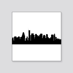 Boston Cityscape Skyline Sticker