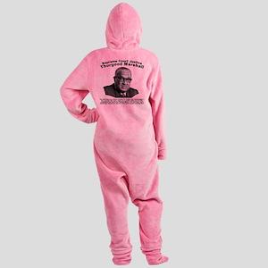 Thurgood Marshall: Equality Footed Pajamas