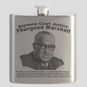 Thurgood Marshall: Equality Flask