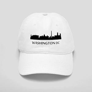 Washington DC Cityscape Skyline Baseball Cap