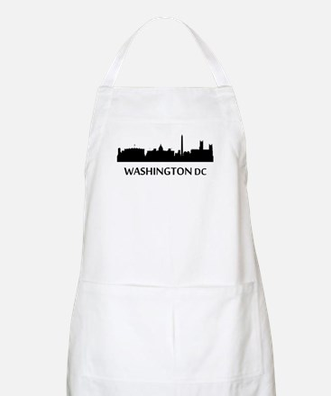 Washington DC Cityscape Skyline Apron