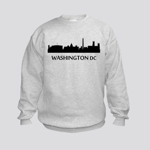 Washington DC Cityscape Skyline Sweatshirt