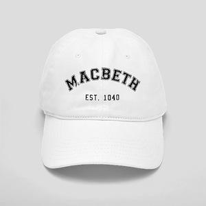 Retro Macbeth Baseball Cap