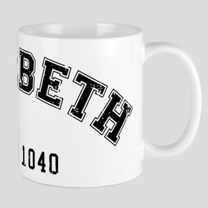 Retro Macbeth Mugs