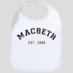 Retro Macbeth Bib