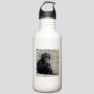 Chimpanzee003 Stainless Water Bottle 1.0L