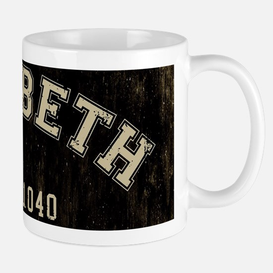Retro Macbeth Mugs