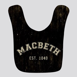 Retro Macbeth Bib