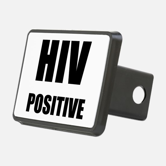 HIV Positive Hitch Cover