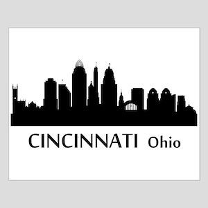 Cincinnati Cityscape Skyline Posters