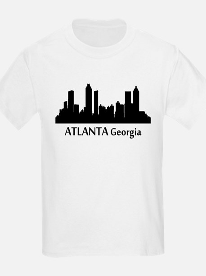 Atlanta Cityscape Skyline T-Shirt
