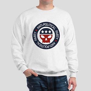 Anti-Political Party Sweatshirt