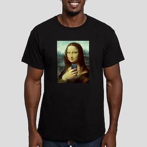 Mona Lisa Selfie T-Shirt