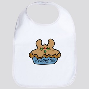 Cute Mooseberry Pie Design Bib