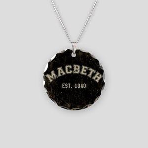 Retro Macbeth Necklace
