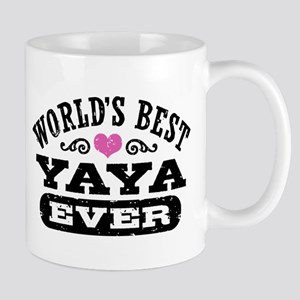 World's Best Yaya Ever Mug
