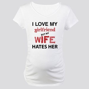I Love Girlfriend But My Wife Hates Her Maternity