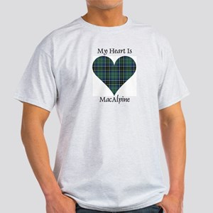 Heart - MacAlpine Light T-Shirt